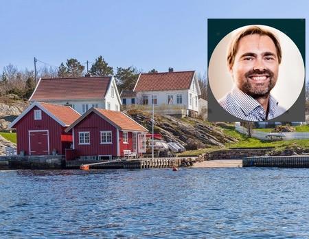 Sparket megleren - solgte hytta 800 000 kr over prisantydning