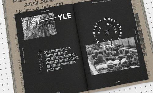 Den Neuen Stil – Tyler McRobert