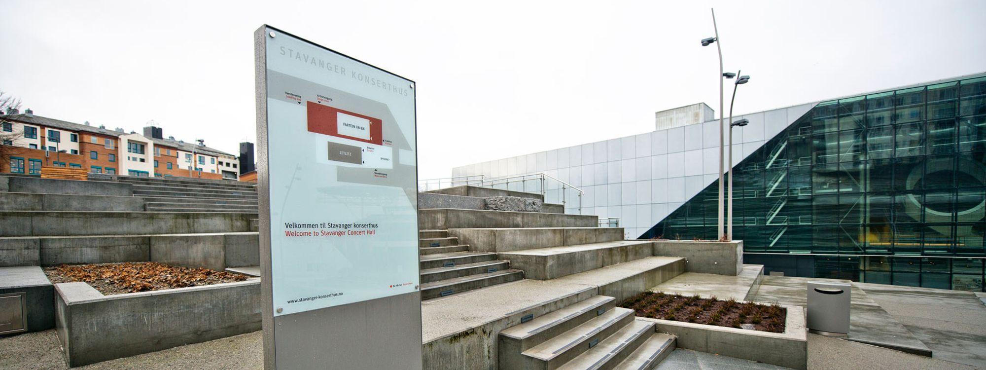 Skiltprogram – Stavanger konserthus