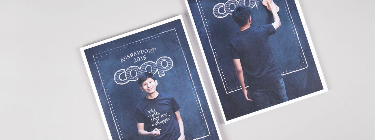 Årsrapport 2015, Coop