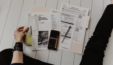tax documents for administration