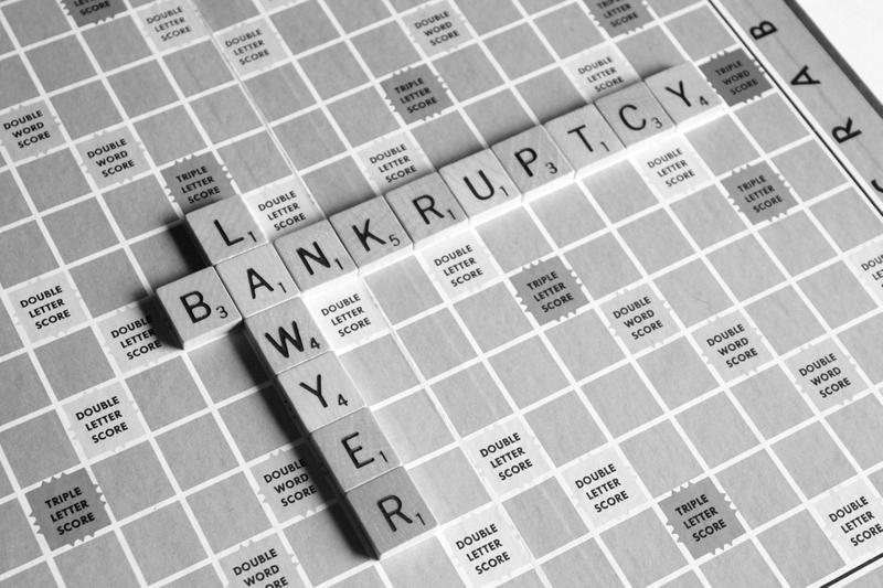 bankruptcy lawyer spelled in scrabble