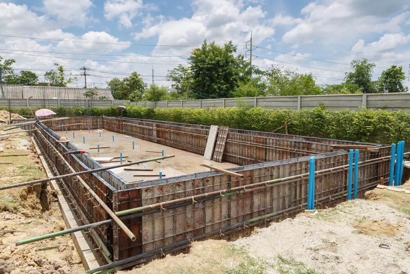 earthmoving company construction site