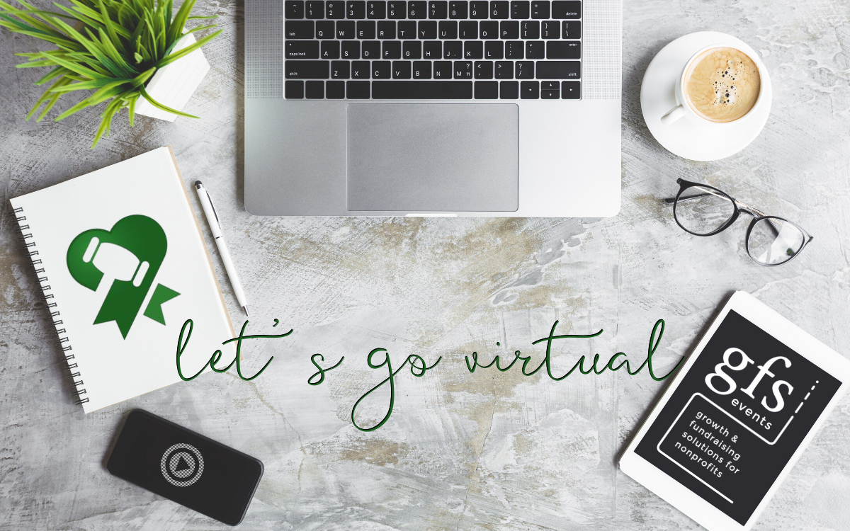 Back by Popular Demand-Planning a Virtual Fundraiser with New Tips