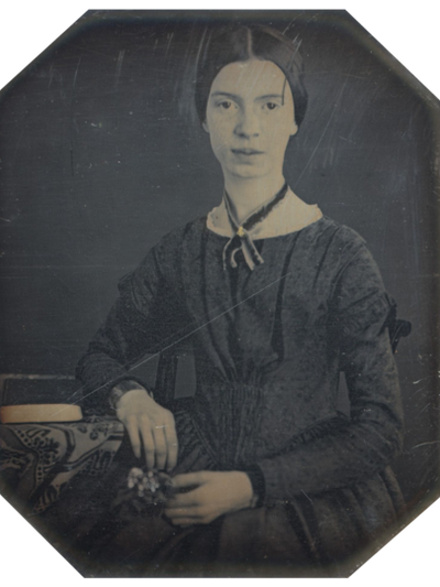 Photo of Emily Dickinson