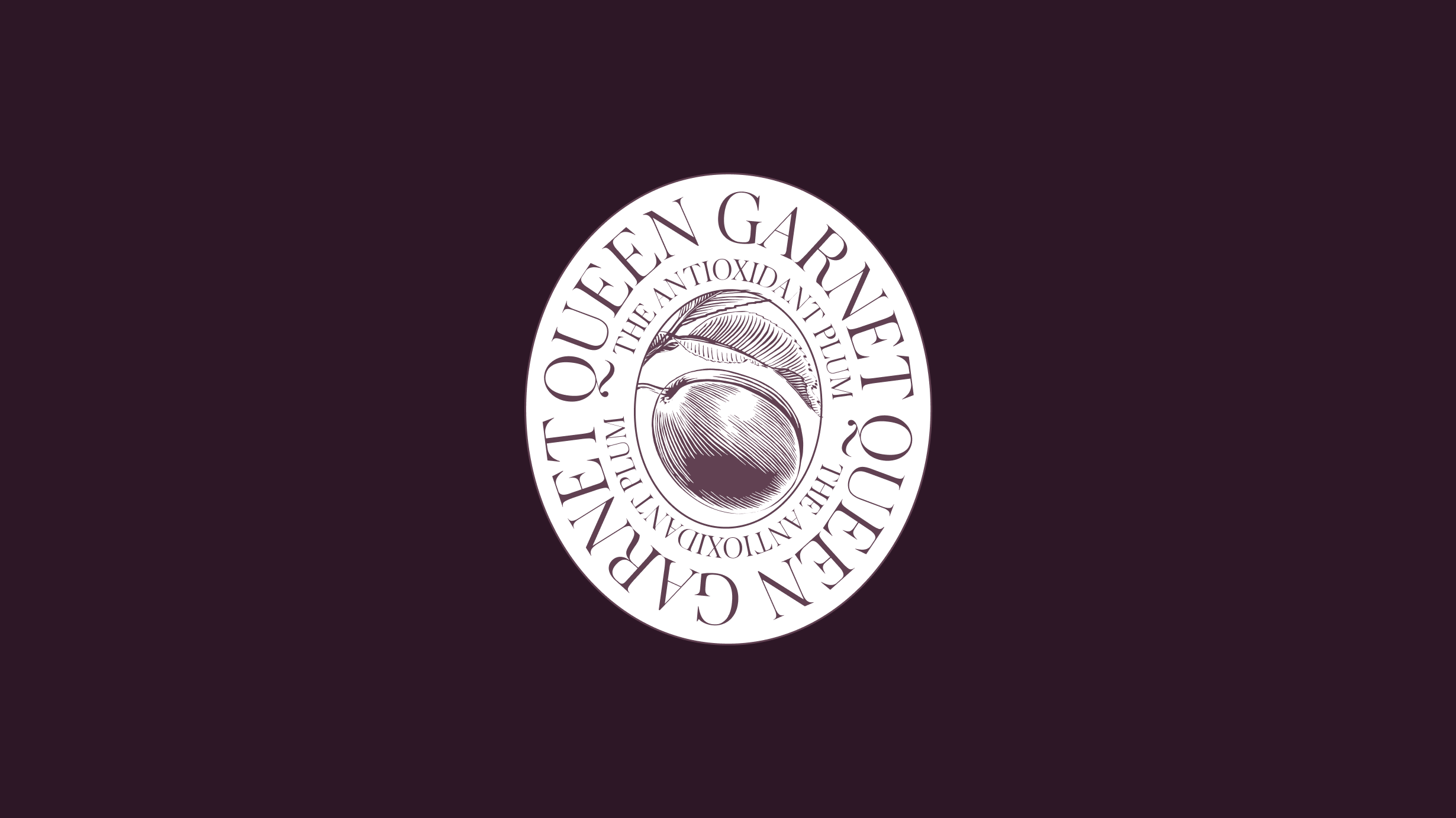 New Queen Garnet logo