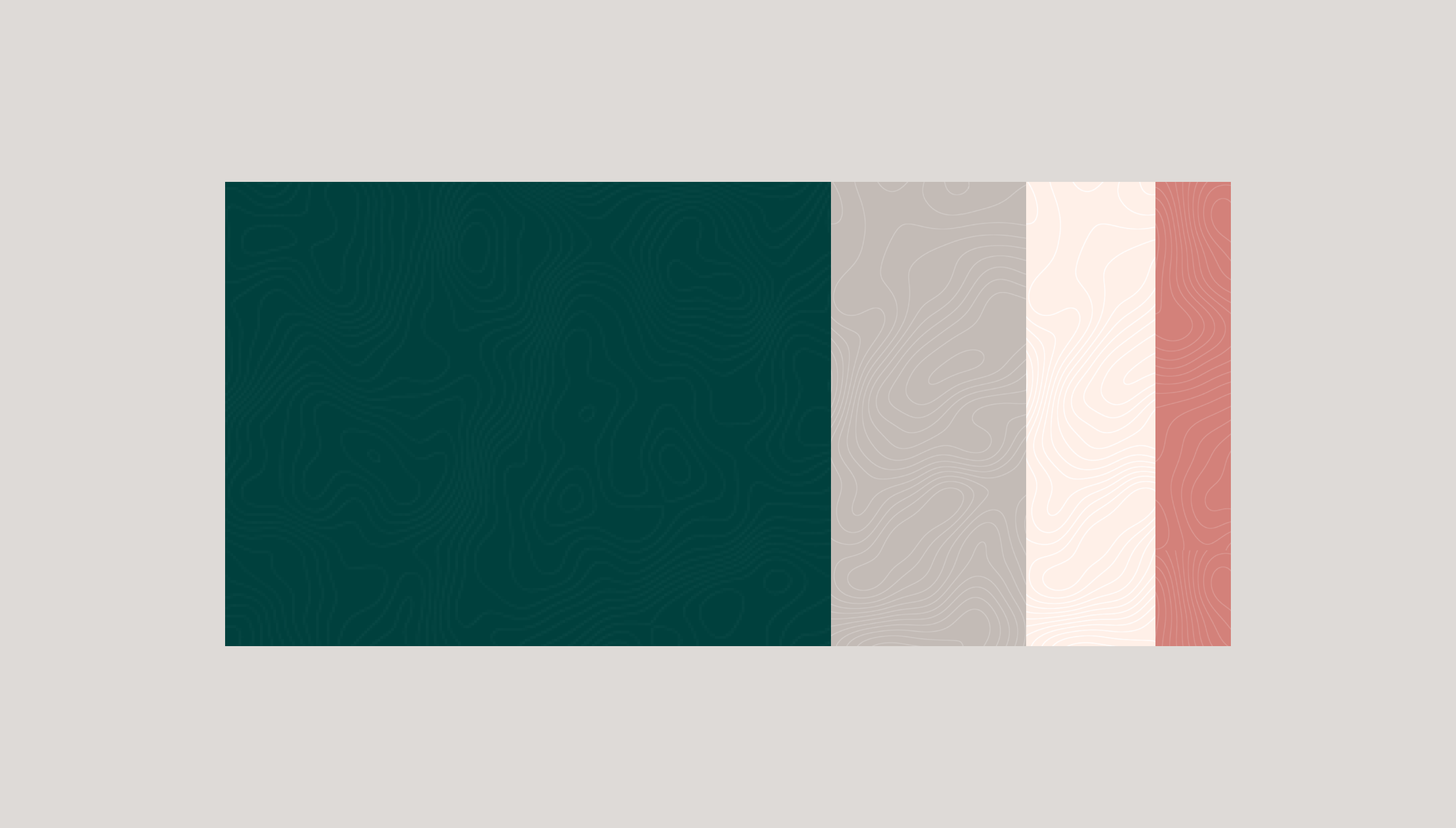 Ripe Planet new colour palette