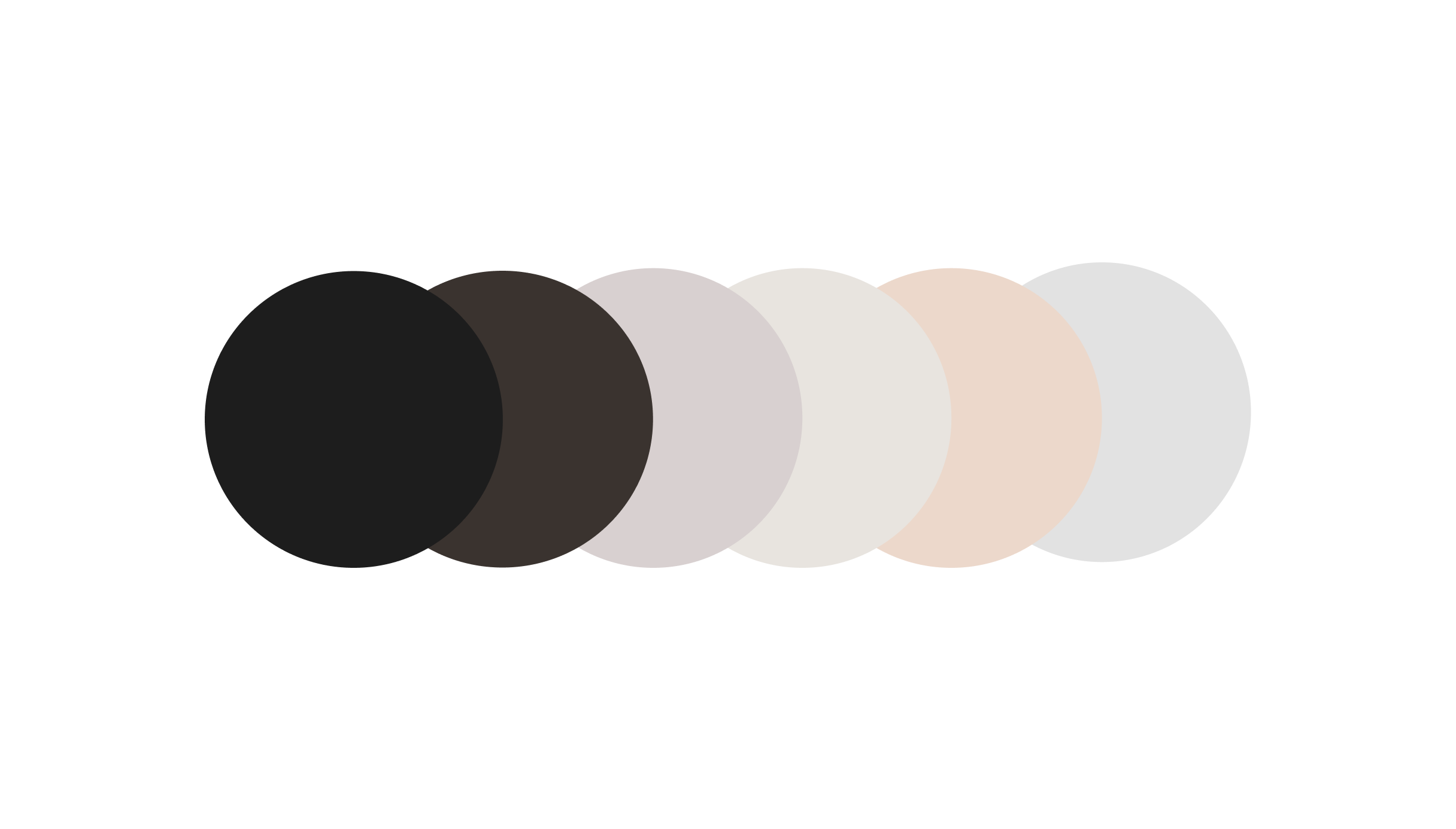 Henry & Paul colour palette