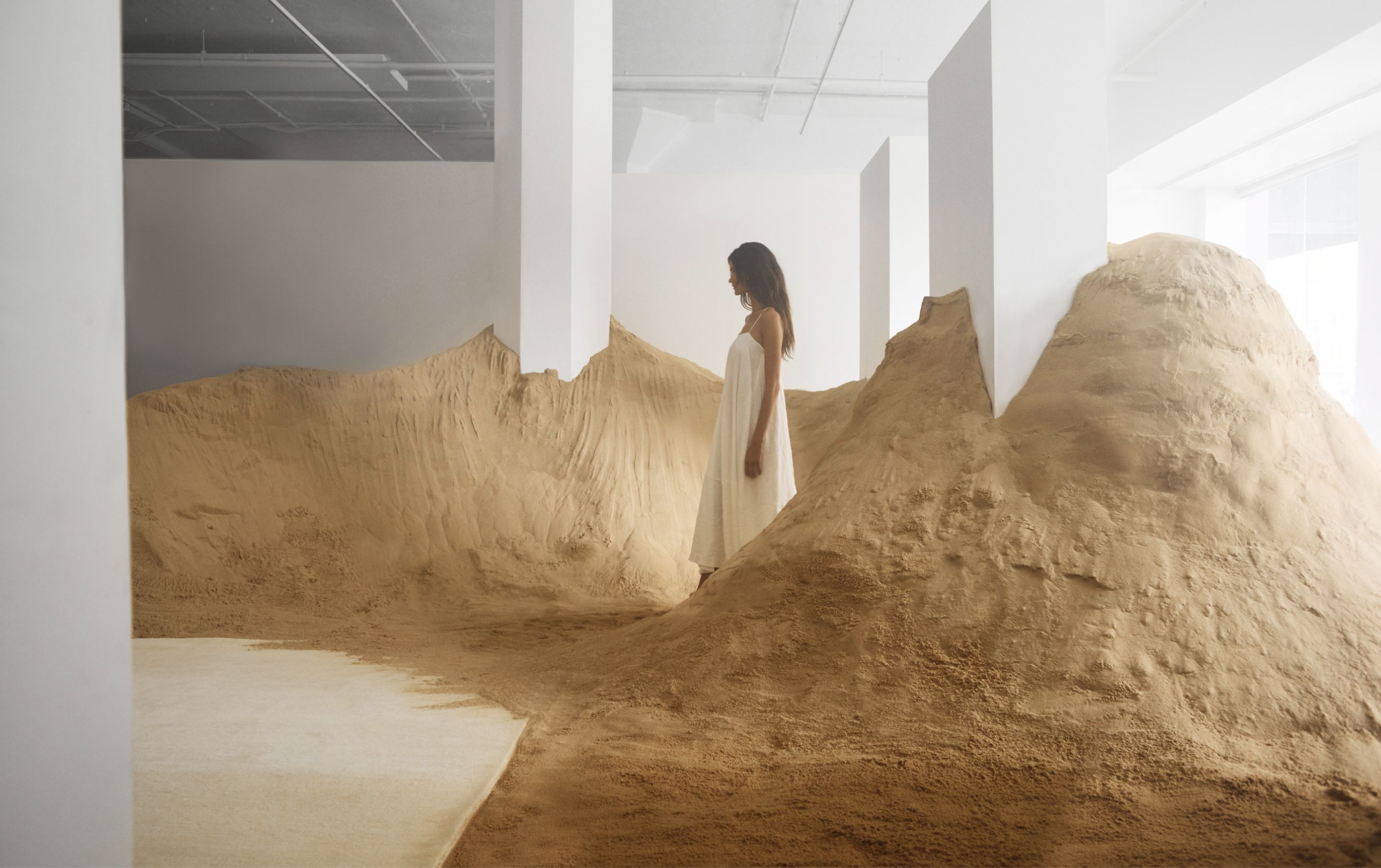 Rhythm of Nature sand experience