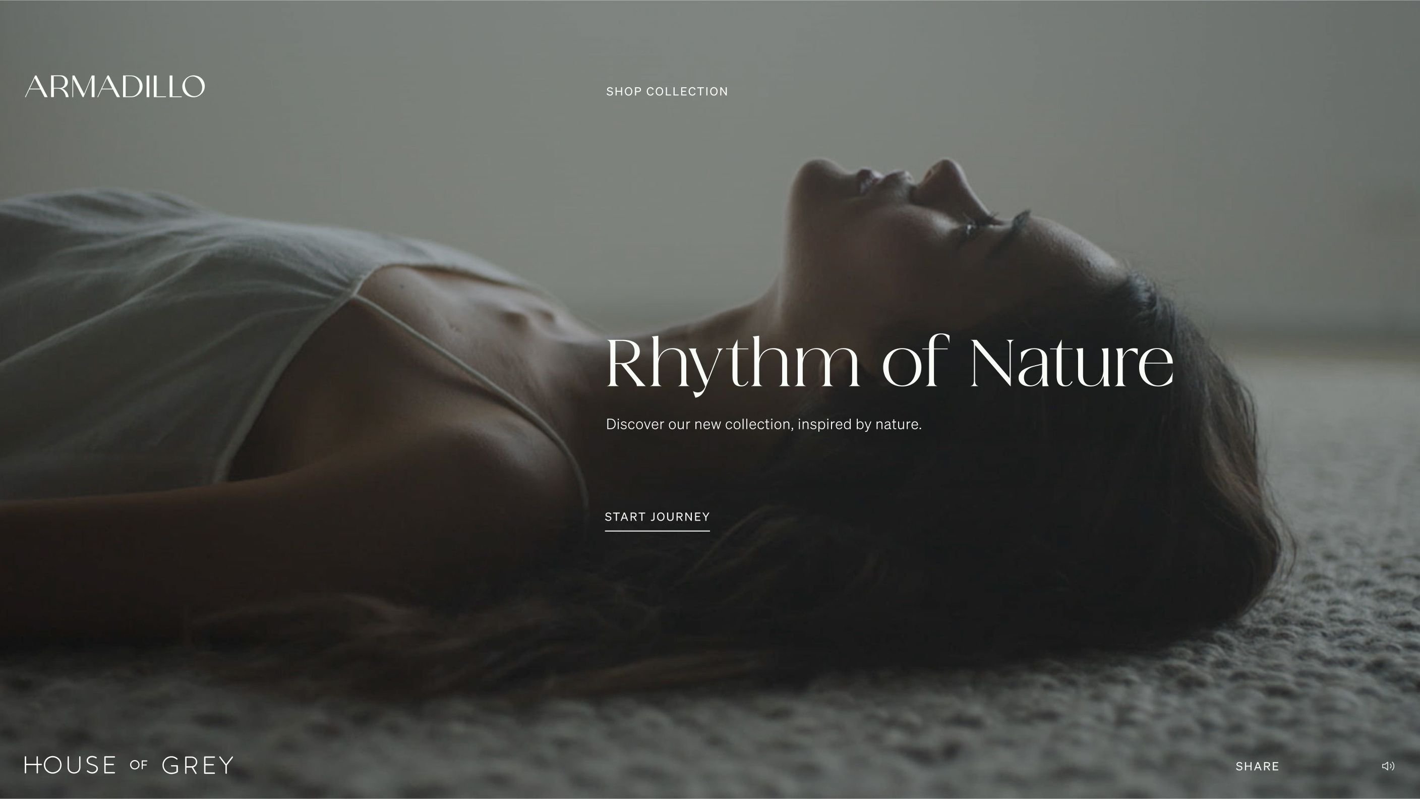 Rhythm of Nature home page