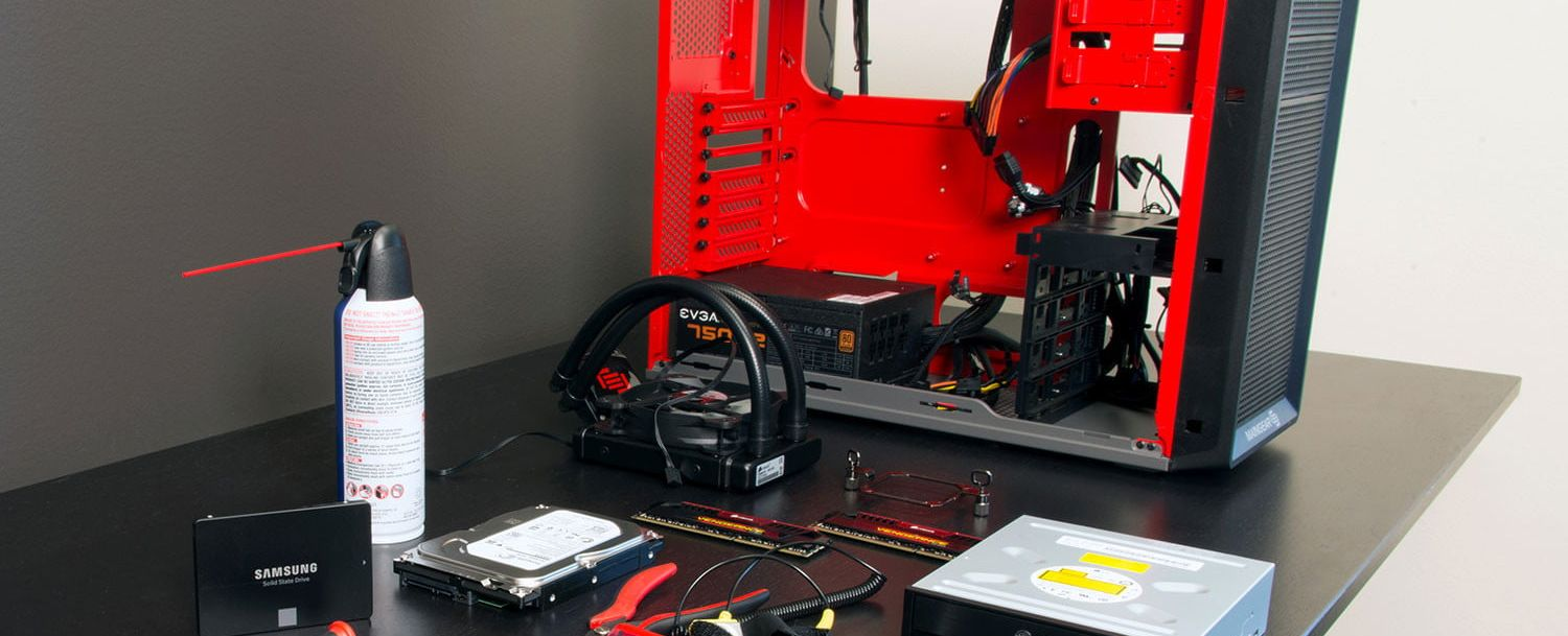 How to Build a Computer - 4 Easy Steps to Build Your Own Computer