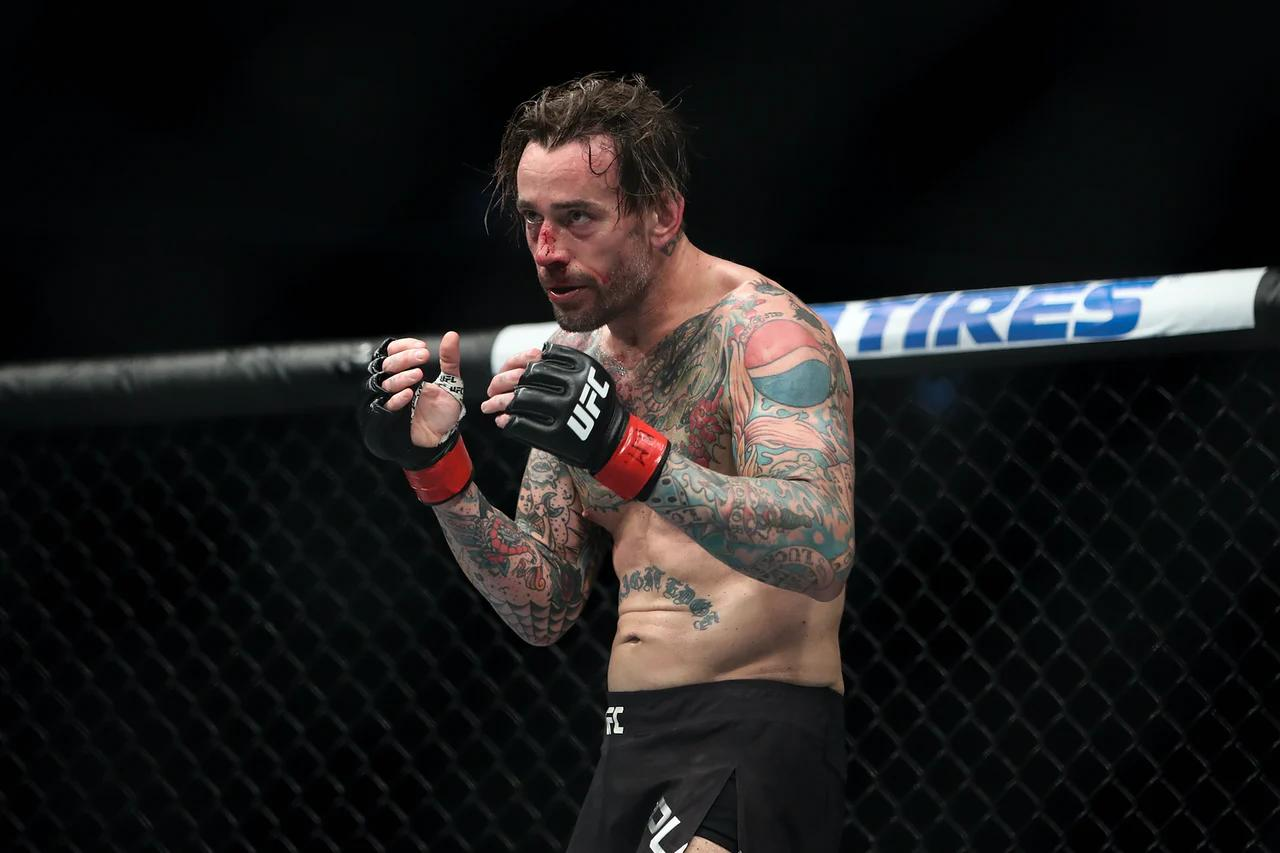CM Punk was the best in the world