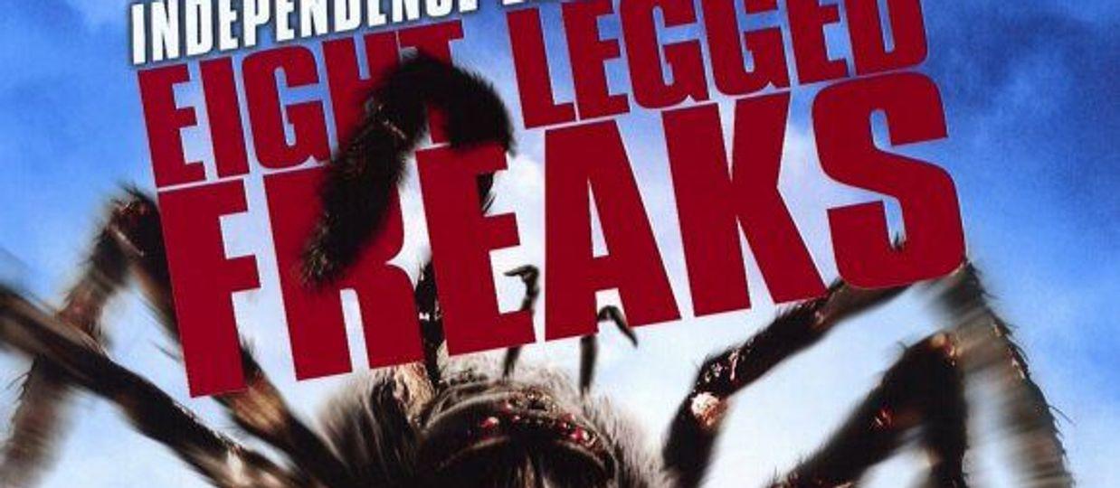 Cover Image for Eight Legged Freaks