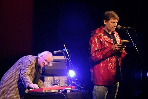 Holger Czukay & Alan Warner