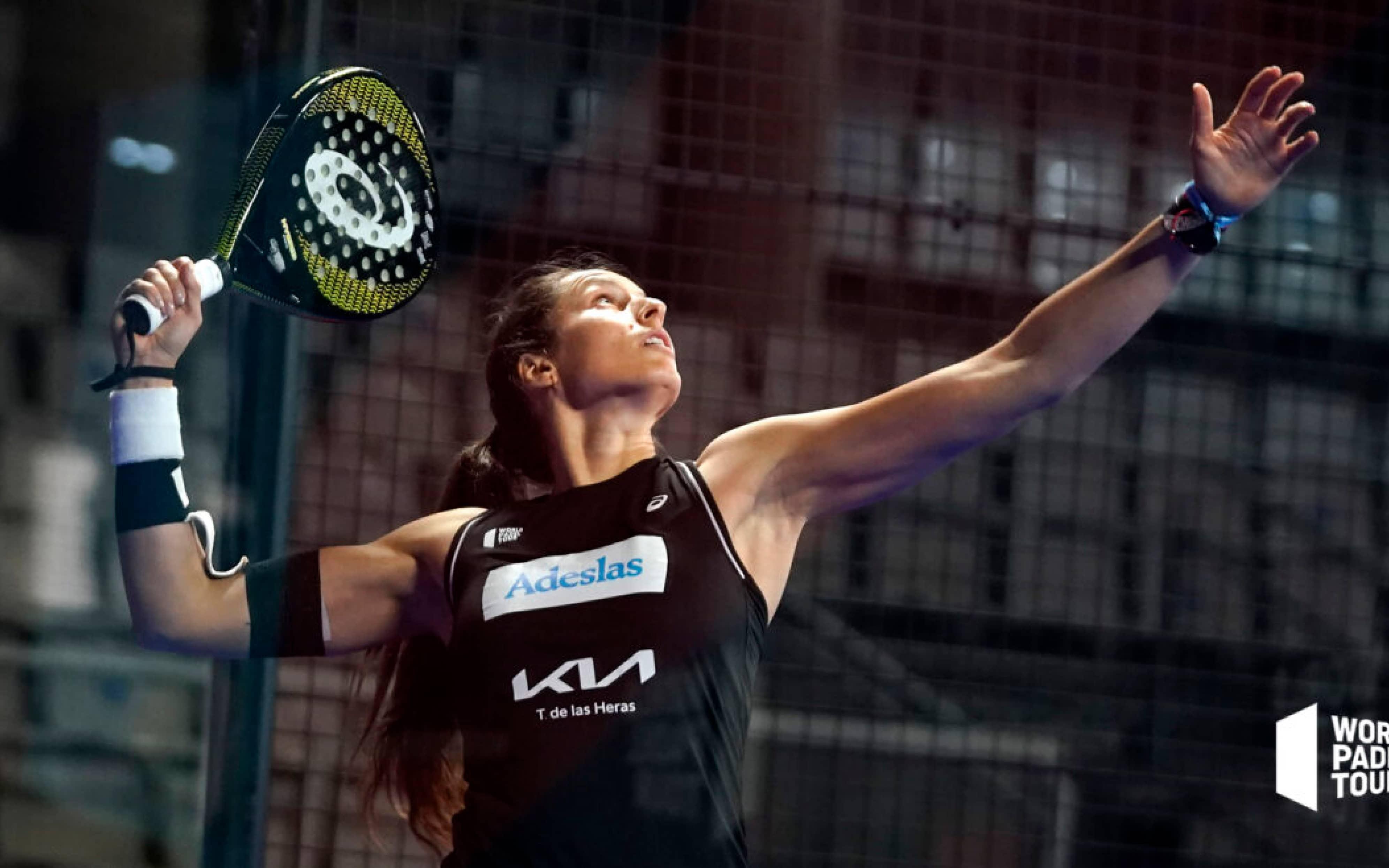 Top 5 powerful women dominating padel in 2021