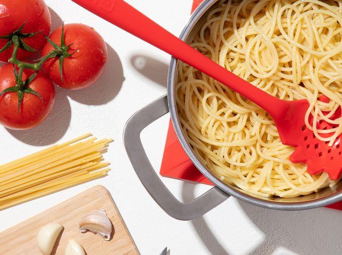 Hover Image for Spaghetti Spoon - Black / Ultimate
