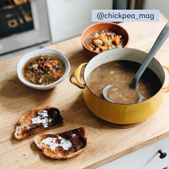 Image for UGC - @chickpea_mag - Ladle