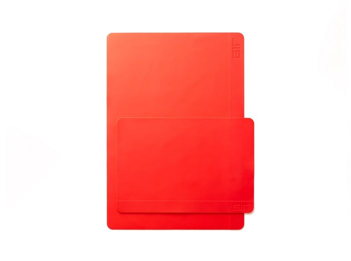 Image for Baking Mat 2-Piece Bundle - Red