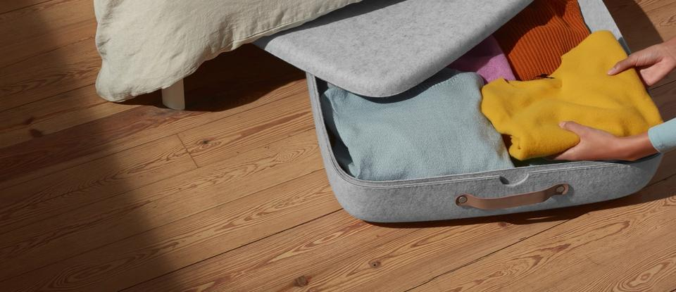 Image for How To Create Space Under Your Bed