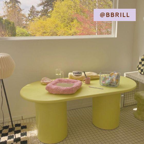 Image for UGC - @bbrill - Living Room - Wire Baskets - Light Blue