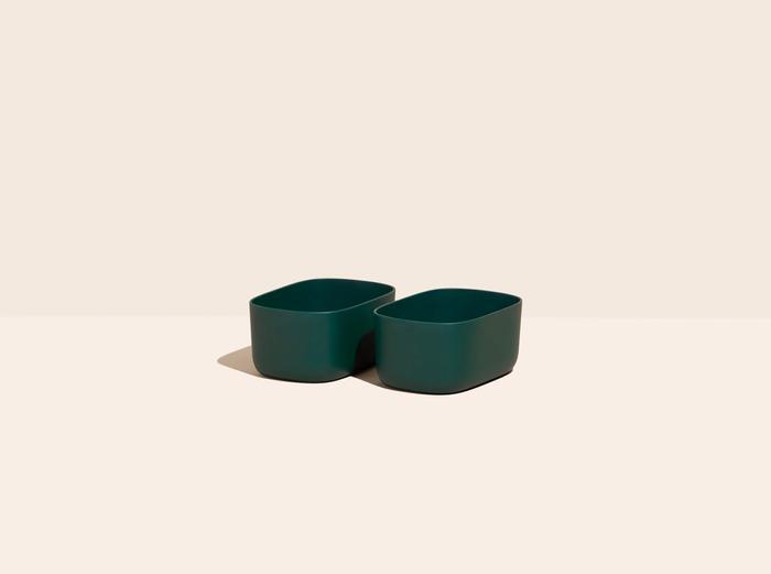 Small Storage Bins - Set of 2