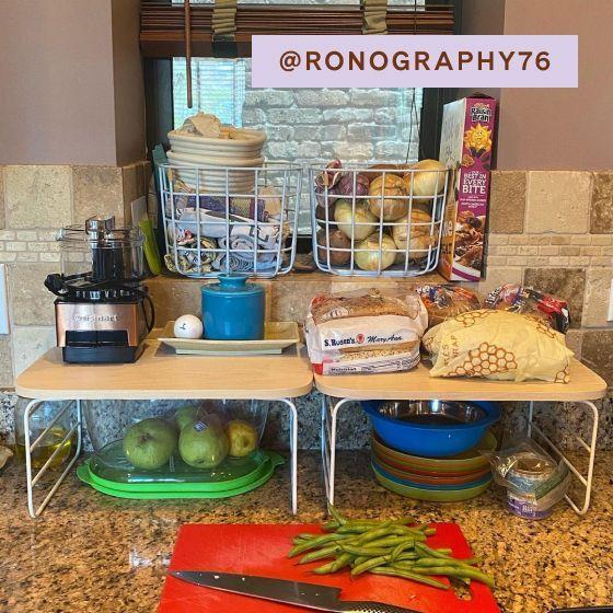 Image for UGC - @ronography76 - Shelf Risers