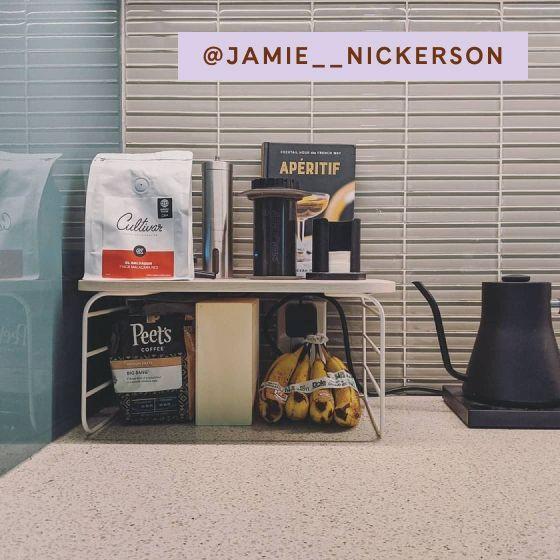 Image for UGC - @jamie__nickerson - Shelf Risers
