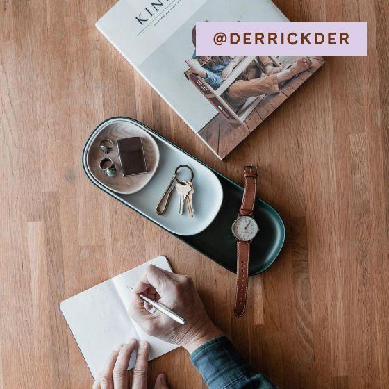 Image for UGC - @derrickder - Nesting Trays