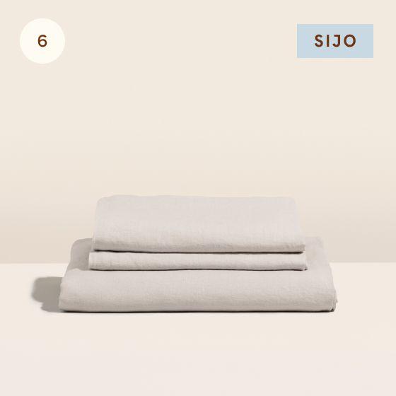 Image for Hotspot - Bedroom - 06 - Sijo French Linen Sheet Set