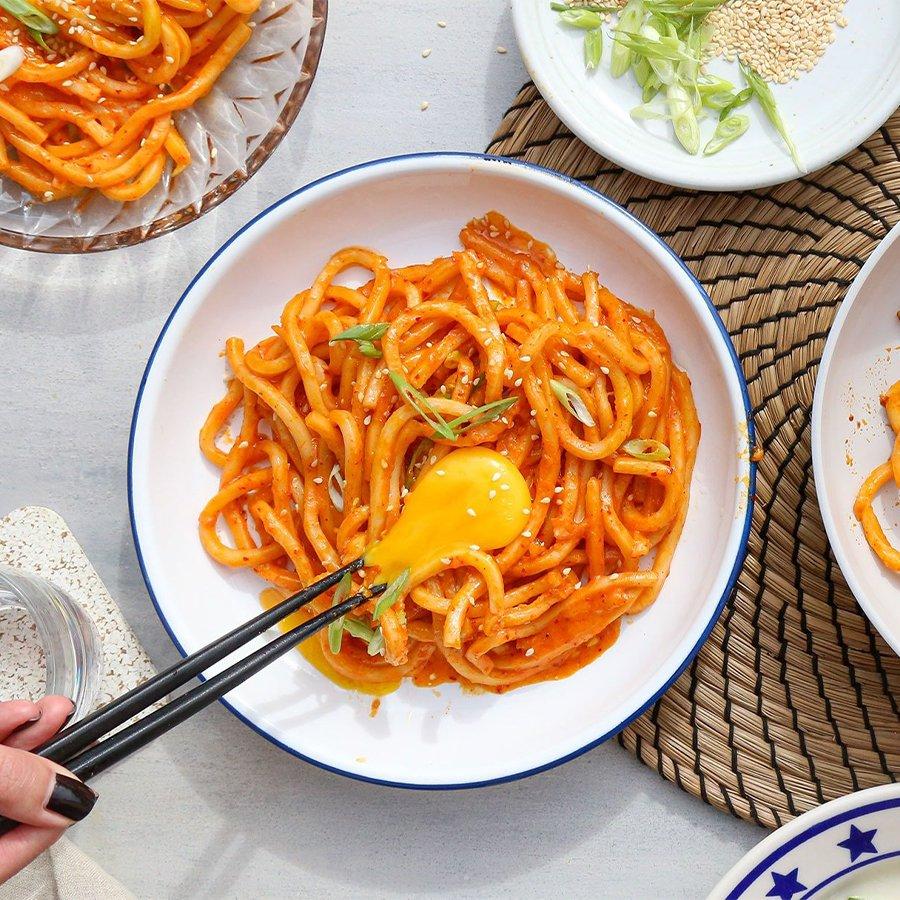 Image for Stir Fry Udon Noodles