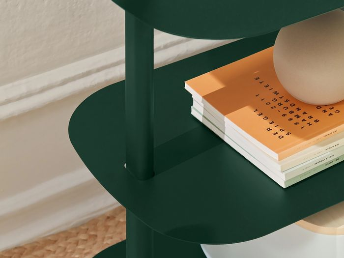 Hover Image for Entryway Rack - Dark Green