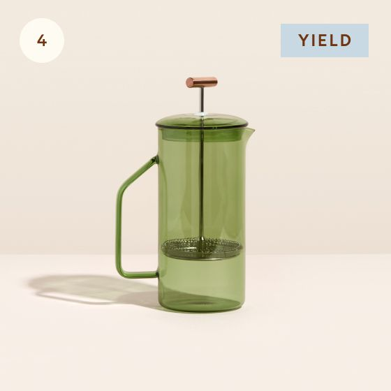 Image for Hotspot - Kitchen - 04 - Yield Glass French Press