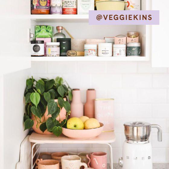 Image for UGC - @veggiekins - Shelf Riser