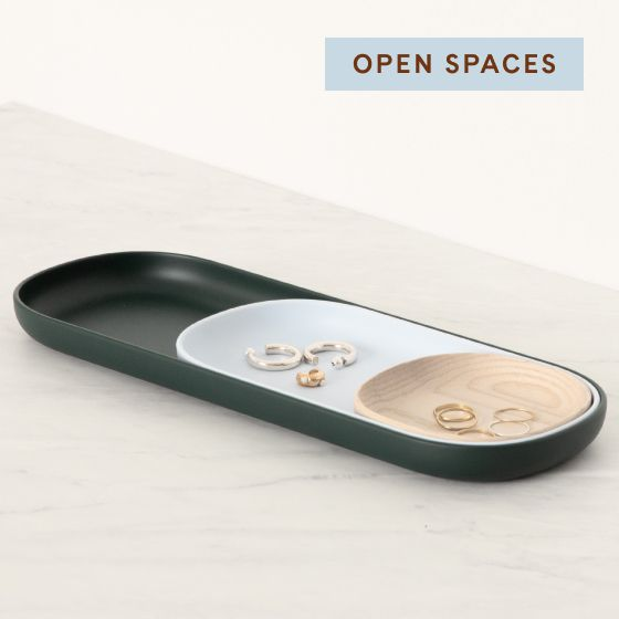 Image for Product Thumbnail - Nesting Trays - Dark Green