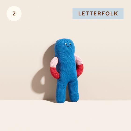 Image for Hotspot - Living Room - 02 - Letterfolk Hold Me Doll