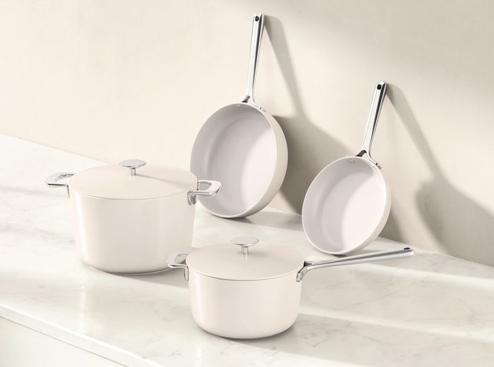 Image for Cookware Set - Cream