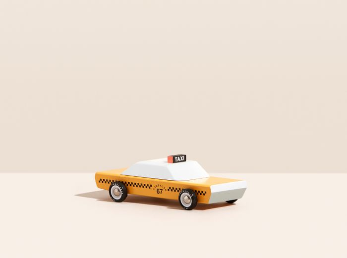 Image for Wooden Taxi Cab - Default Title