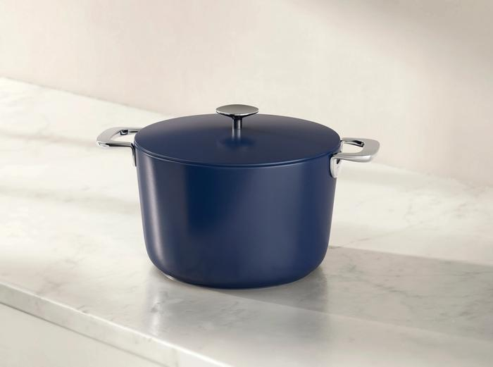 Image for Stock Pot - Navy