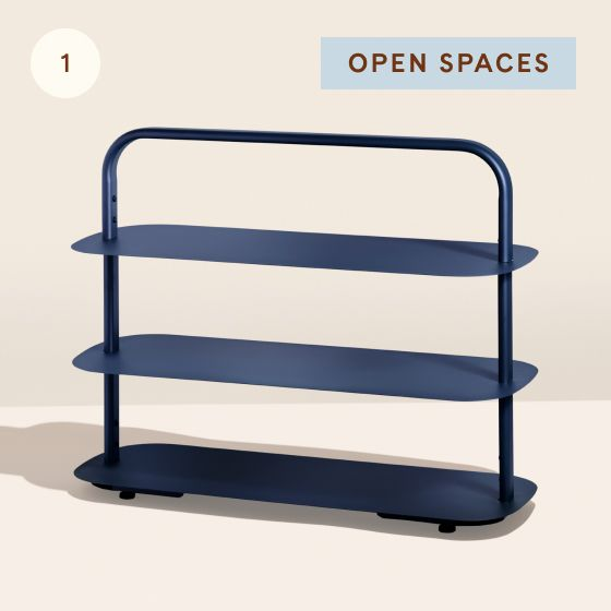 Image for Hotspot - Living Room - 01 - Open Spaces Entryway Rack
