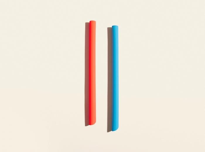 Image for Boba Silicone Straw - Super / 2-Pack