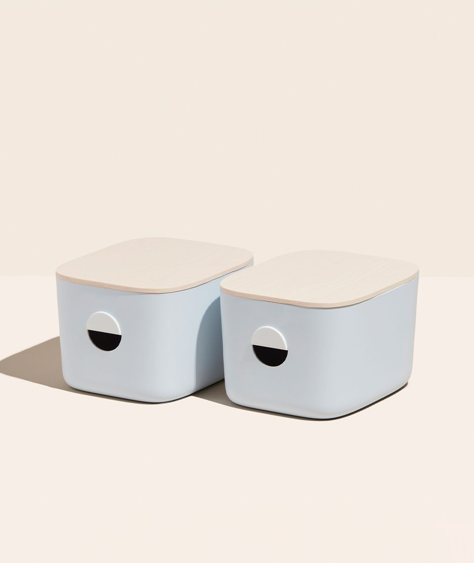 Hover image for Open Spaces Medium Bins Product Shot
