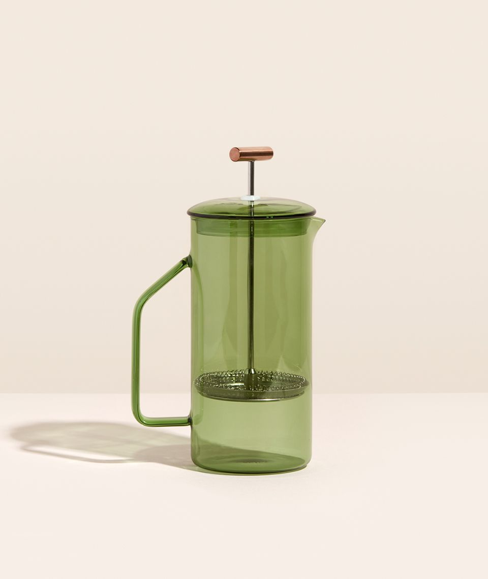 Hover image for 5050 Card - Creative Kitchen - French Press - Hover Image