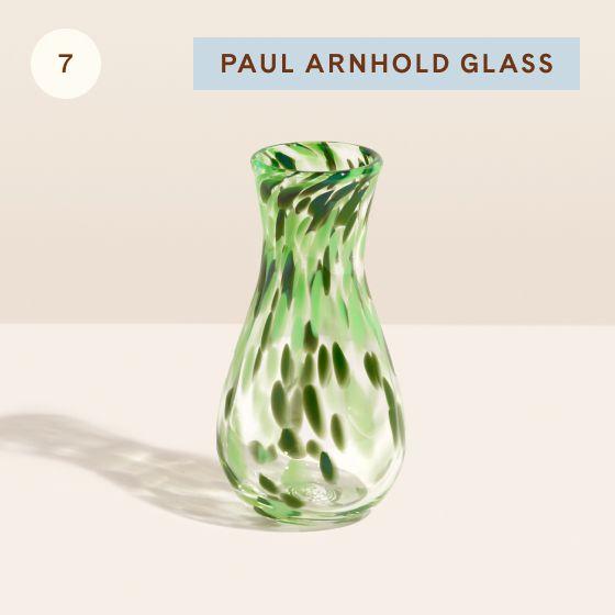Image for Hotspot - Living Room - 07 - Paul Arnhold Glass Bud Vase