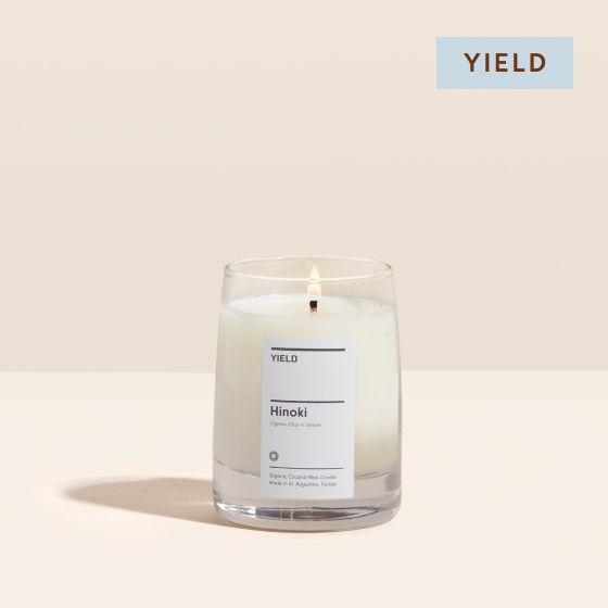 Image for Product Thumbnail - Candle - Hinoki