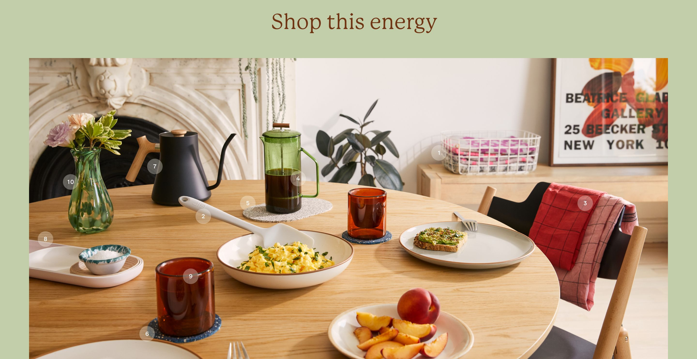 Image 1 for Rooms - Kitchen - Hotspot