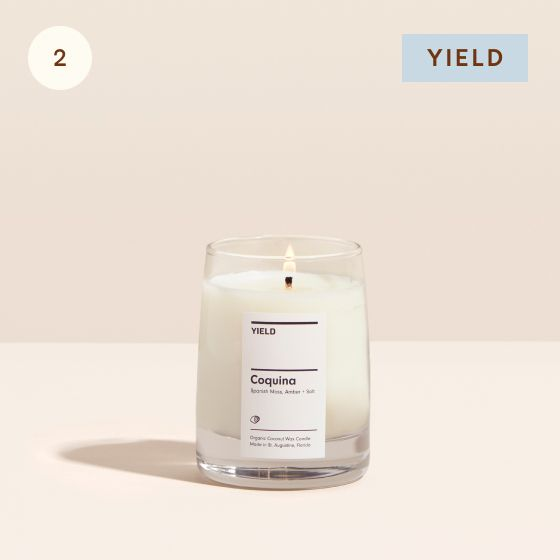 Image for Hotspot - Bedroom - 02 - Yield Coquina Candle