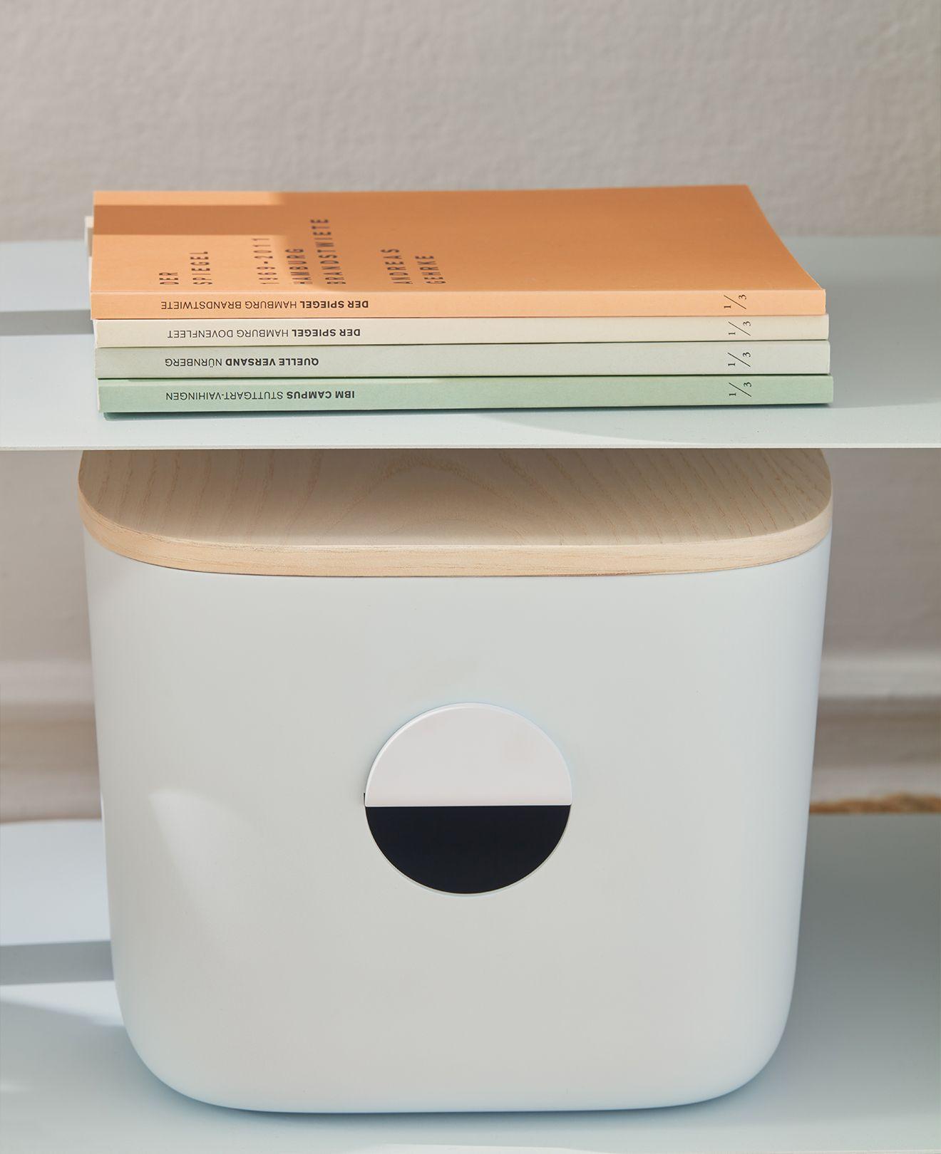 5050 Card - Medium Storage Bins - Responsibly Chosen Materials - Desktop Image