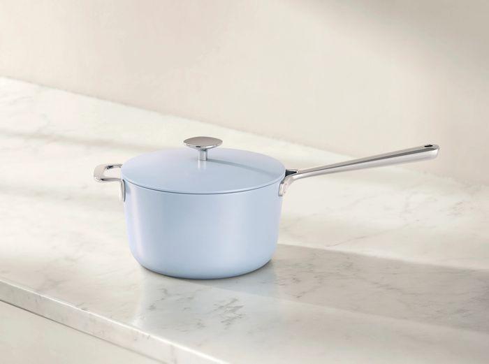 Image for Sauce Pan - Light Blue
