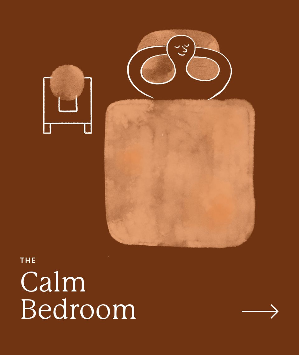 Hover image for 5050 Card - Calm Bedroom - Exit Ramp - Hover Image