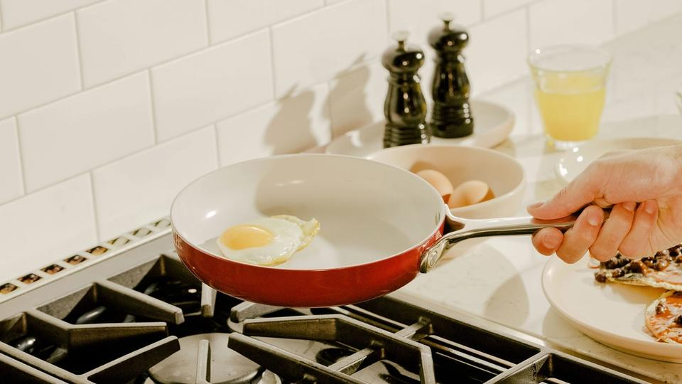 Image for Should I Use Oil In My Non-Stick Pan?